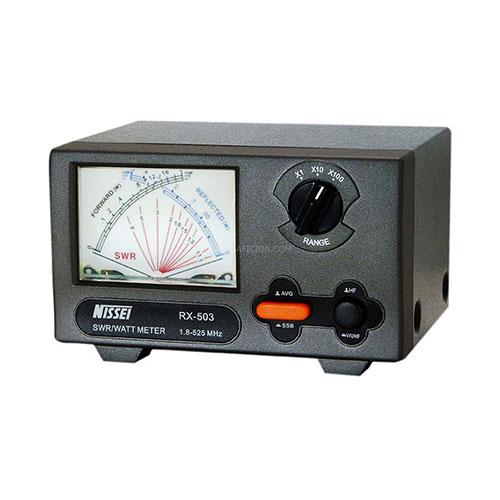 Измеритель КСВ и мощности Nissei RX-503