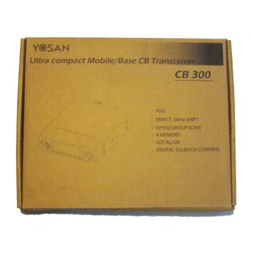 Yosan-CB-300-3