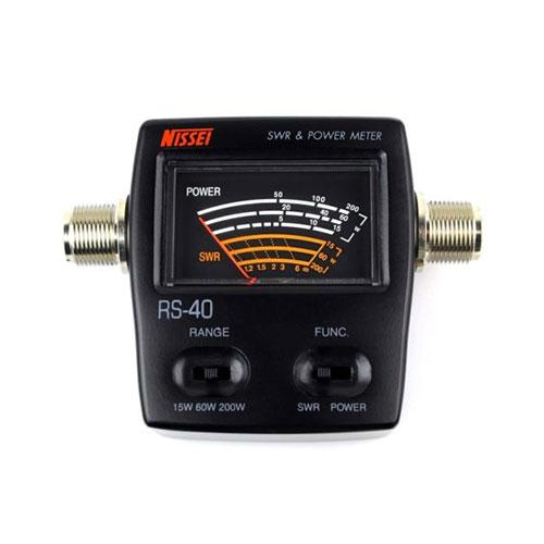Измеритель КСВ и мощности Nissei RS-40