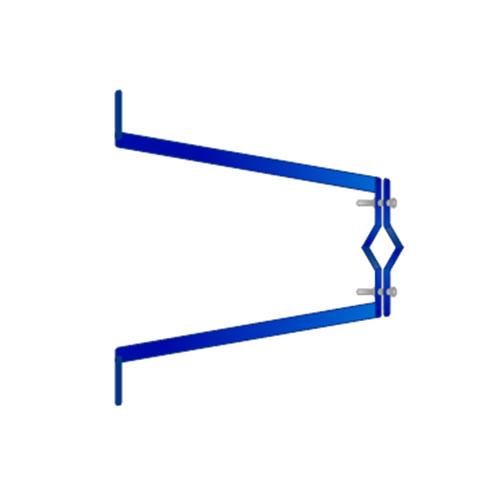 Кронштейн Скарабей M-образный 0,5 м