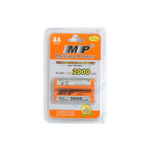 MultiPower AA MP-2000mAh
